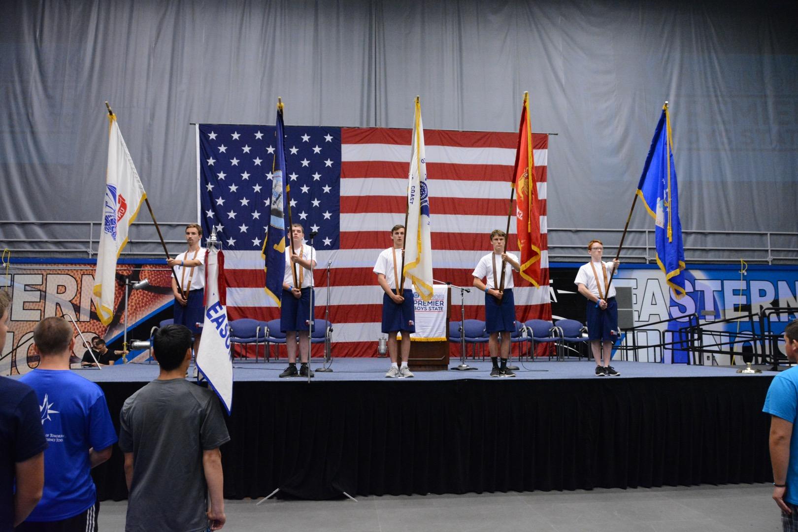 Program – American Legion Illinois Premier Boys State